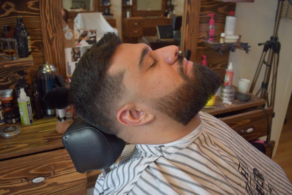Barbier in Delft voor een goede baardtrim