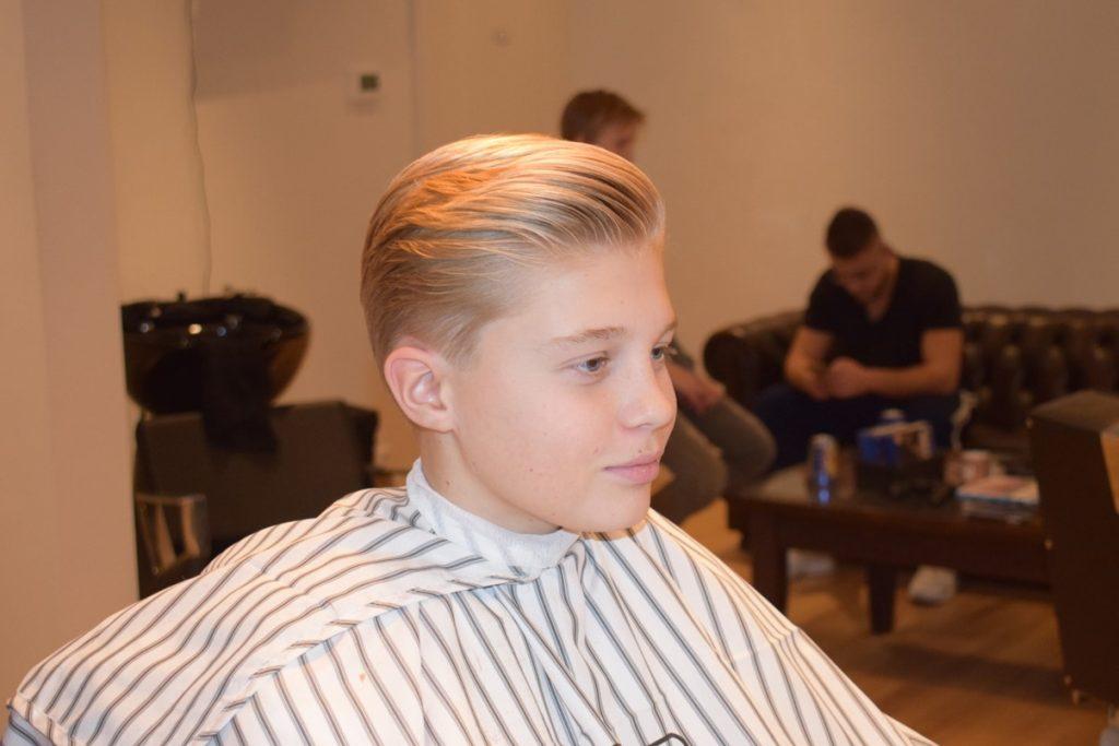 Goedkope barbershop in Delft