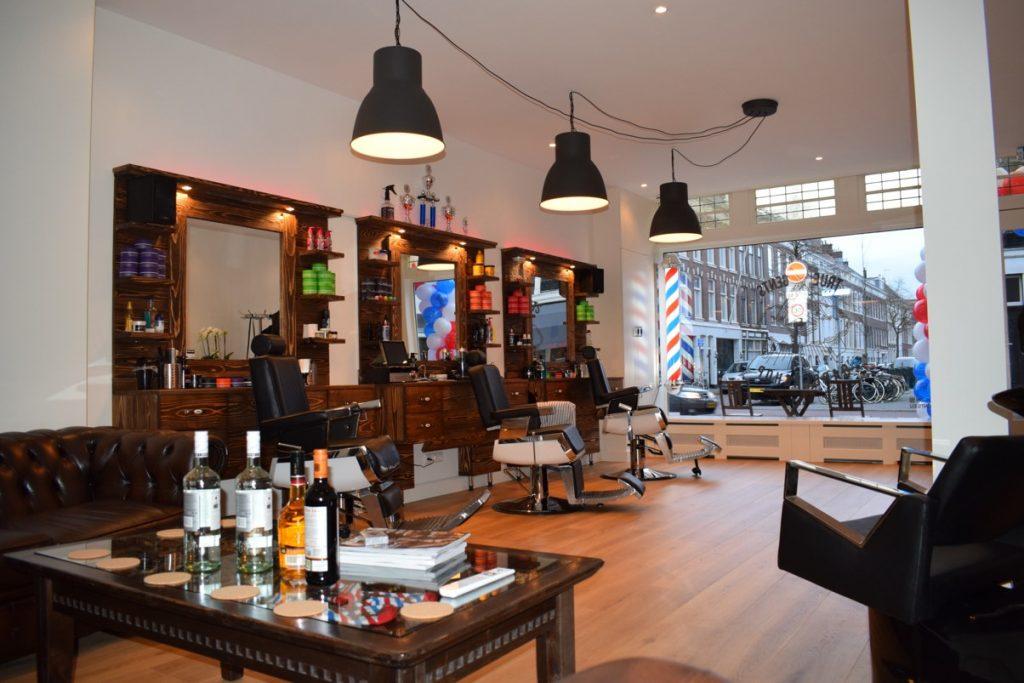 Barber in Delft voor een hippe look